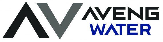 Aveng water logo