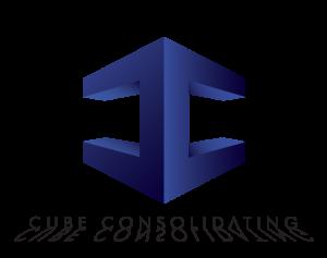 Cube consolidating Logo
