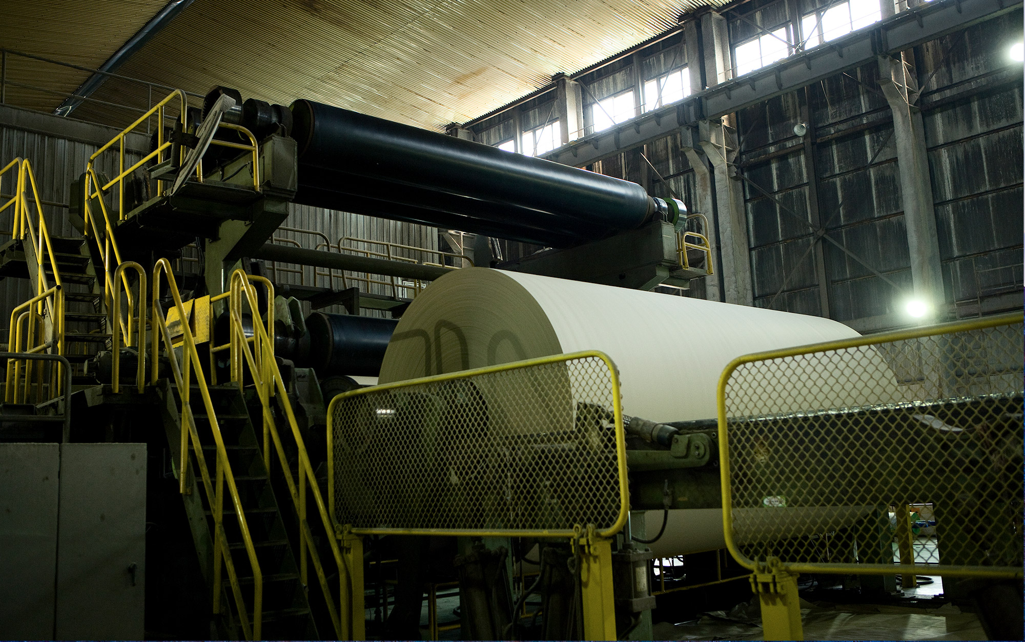Image of paper mill